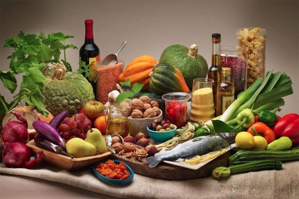 alimentos que contengan fibra