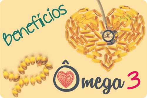 Los Beneficios para la reducción del colesterol y factores de riesgo cardiovascular: Omega 3.