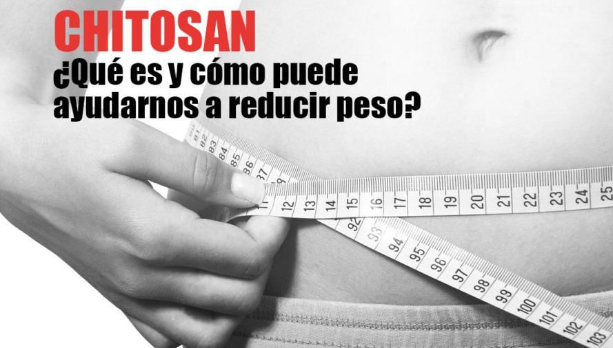 La presencia del chito-san en nuestro organismo actúa en el momento de la digestión como agente inhibidor en la absorción de grasas.