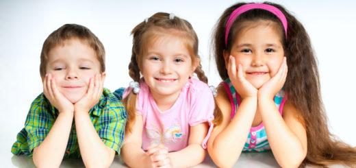 Colágeno en los niños