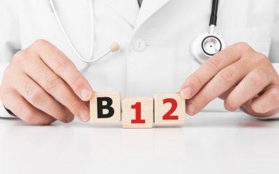 Importancia de la vitamina B12 en personas con diabetes