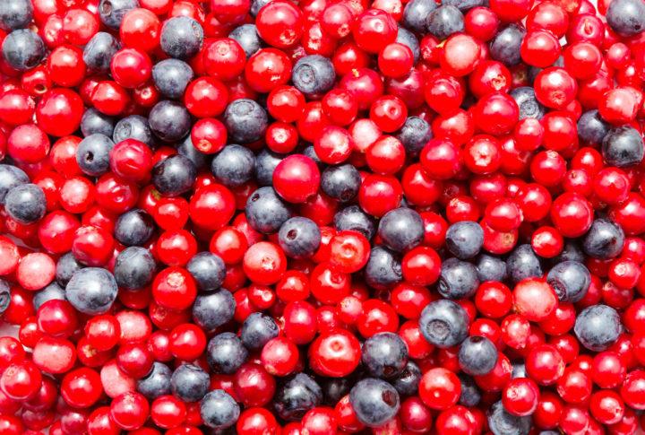 Cranberry, Beneficios y valor nutricional