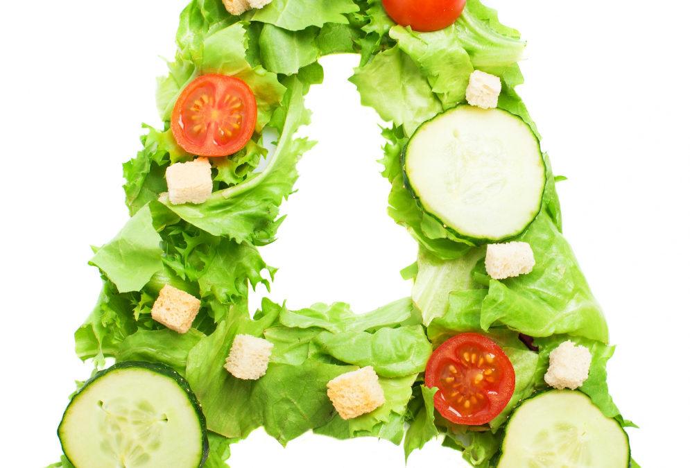 Vitamina A, su importancia en la salud
